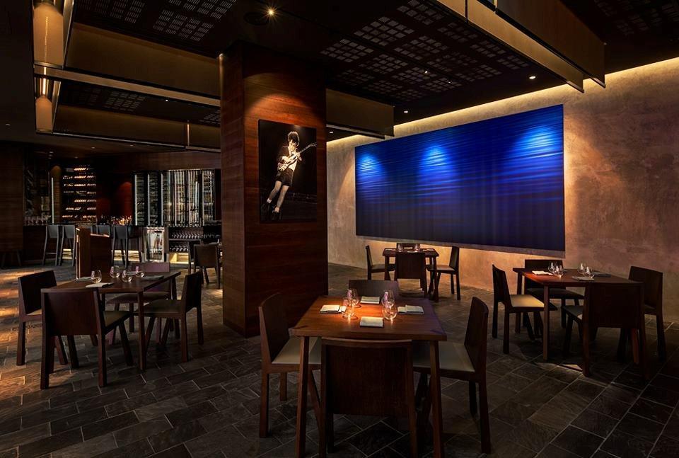 Momofuku Seiobo Restaurant Star City Sydney