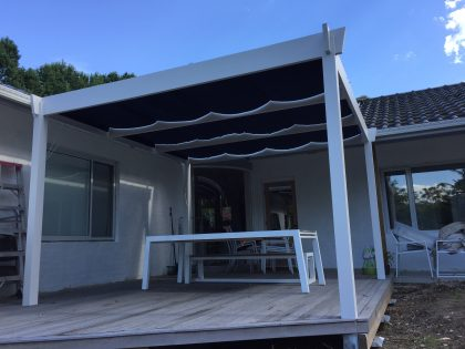 Custom Made Awning