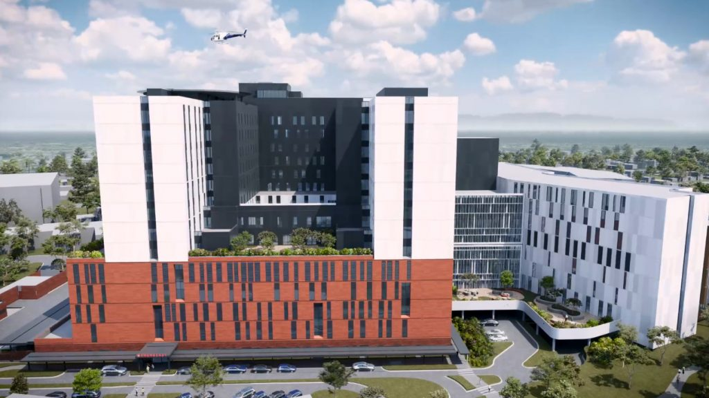 Nepean Hospital Project